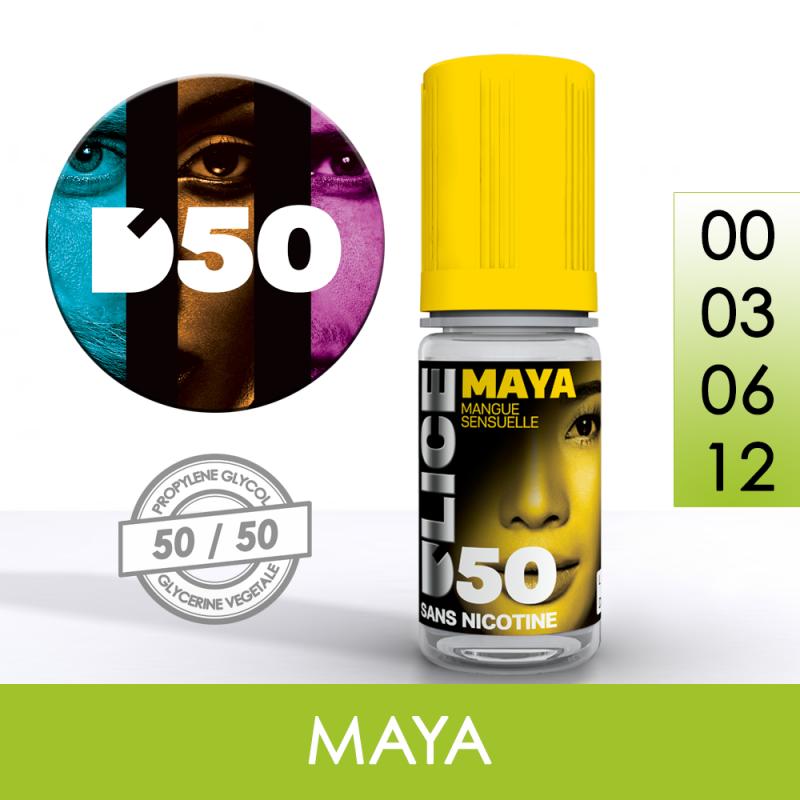 Eliquide MAYA D50