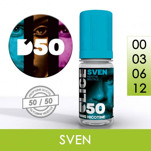Eliquide SVEN - D50