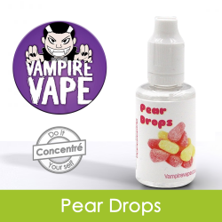 Eliquide Concentré Pear Drops - Vampire Vap