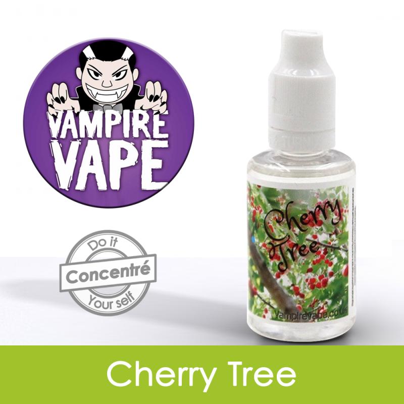 Eliquide Concentré Cherry Tree Vampire Vap