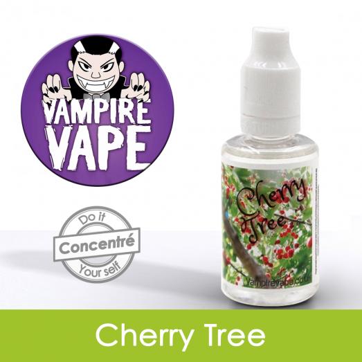 Eliquide Concentré Cherry Tree - Vampire Vap