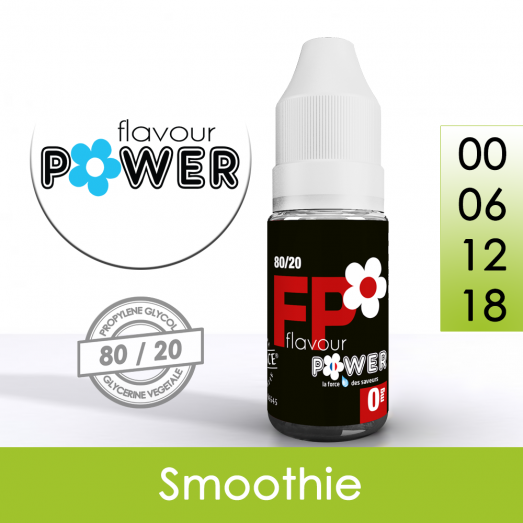 Eliquide Smoothie - Flavour Power