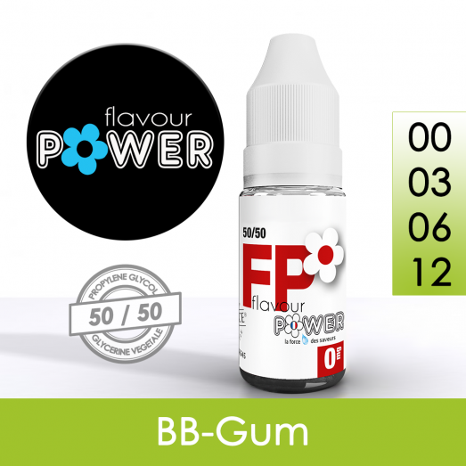 Eliquide BB-Gum - Flavour Power