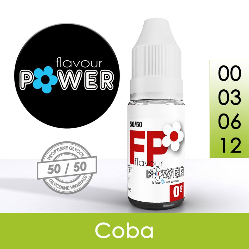 Eliquide Coba Flavour Power