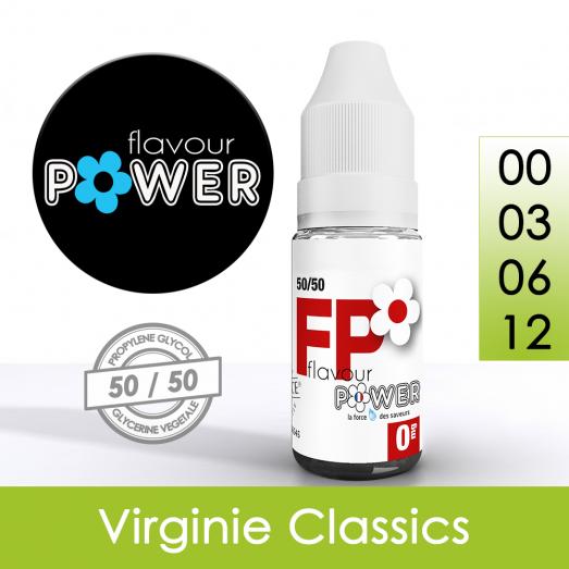 Eliquide Virginie Classics Premium - Flavour Power