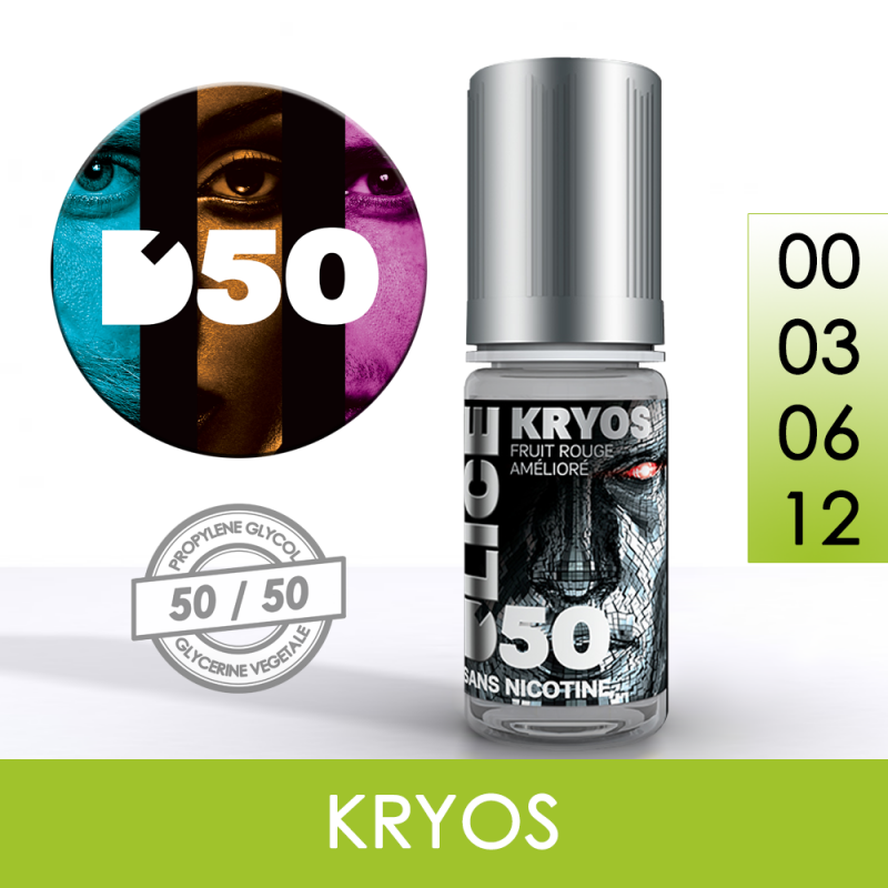 Eliquide KRYOS - D50