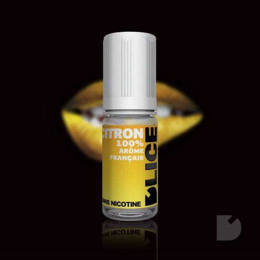 Eliquide Citron - DLICE