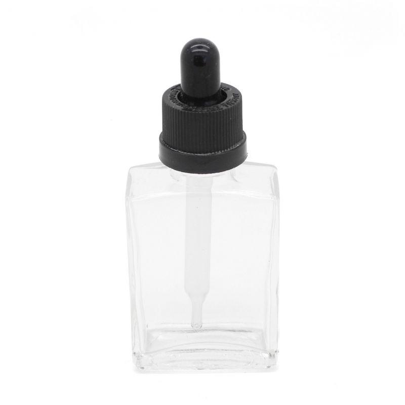 Flacon Verre 30 ml avec pipette -