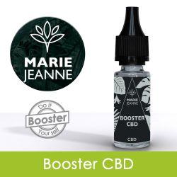 Eliquide Booster CBD 10ml - Marie Jeanne