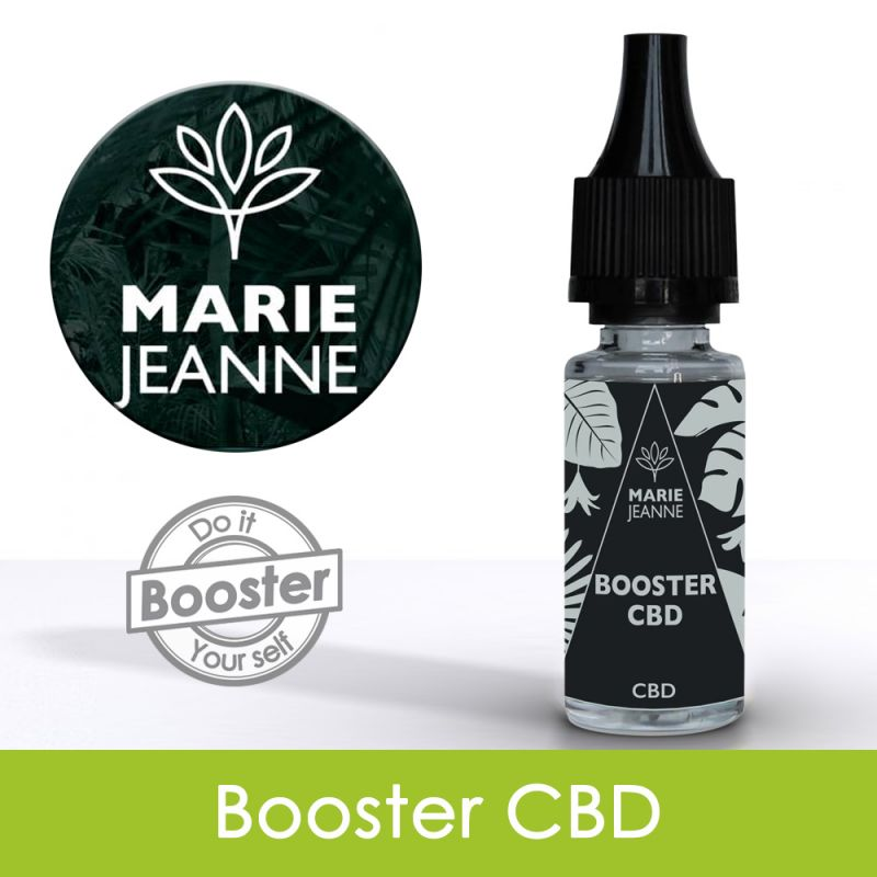 Eliquide Booster CBD 10ml