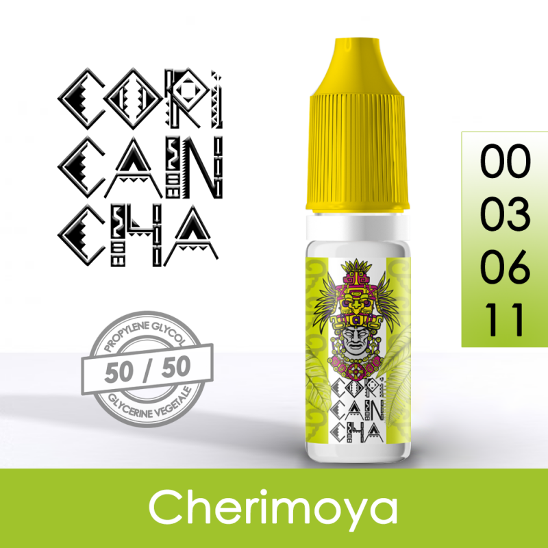 Eliquide Cherimoya - Coricancha