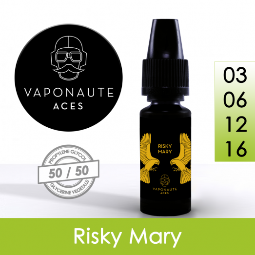 Eliquide Risky Mary - Vaponaute