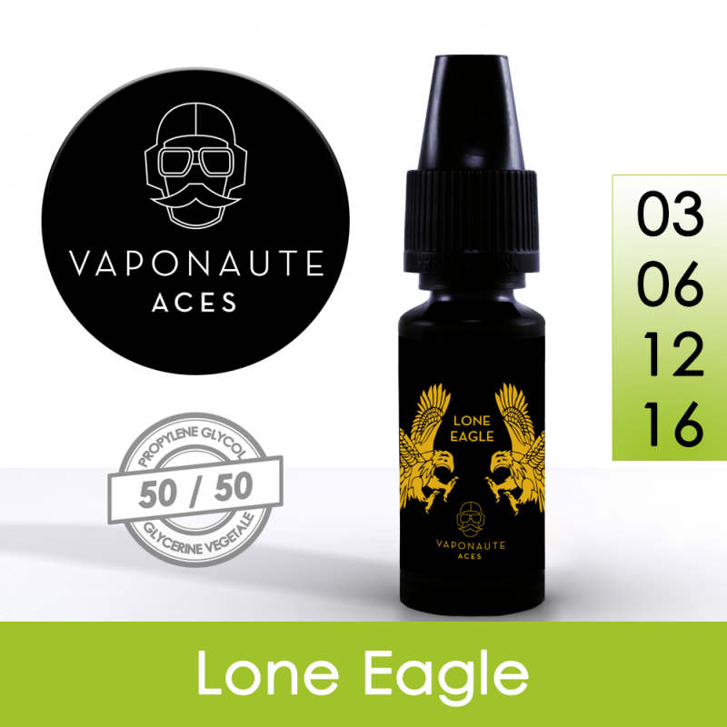 Eliquide Lone Eagle - Vaponaute