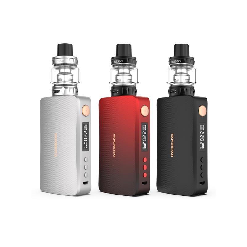 E-cigarette GEN 220W + SKRR S 8ml Vaporesso