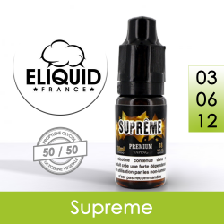 Supreme Eliquid France