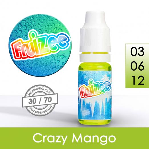 Eliquide Crazy Mango - Fruizee