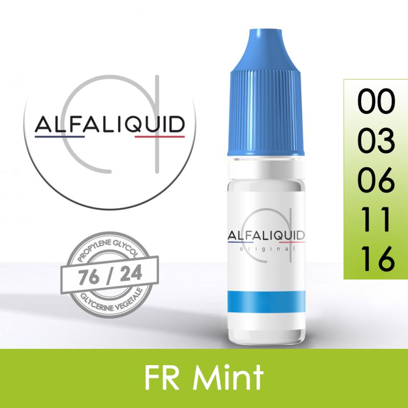 Eliquide FR-Mint - Alfaliquid