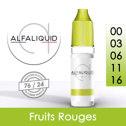 Eliquide Fruits Rouges - Alfaliquid