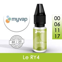 Eliquide Le RY4  myVap : 4,90€