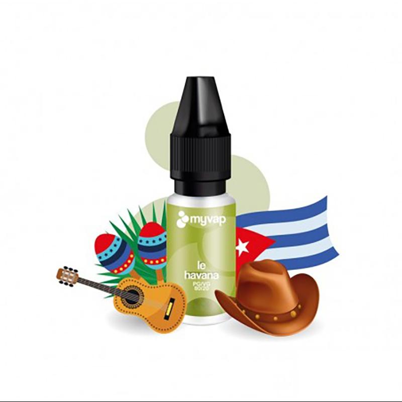 Eliquide Le Havana - myVap