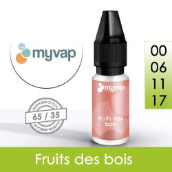Fruit des bois myVap