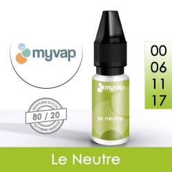 Le Neutre 10ml 70/30 myVap