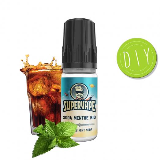 Eliquide Arôme Soda Menthe Bio - Supervape