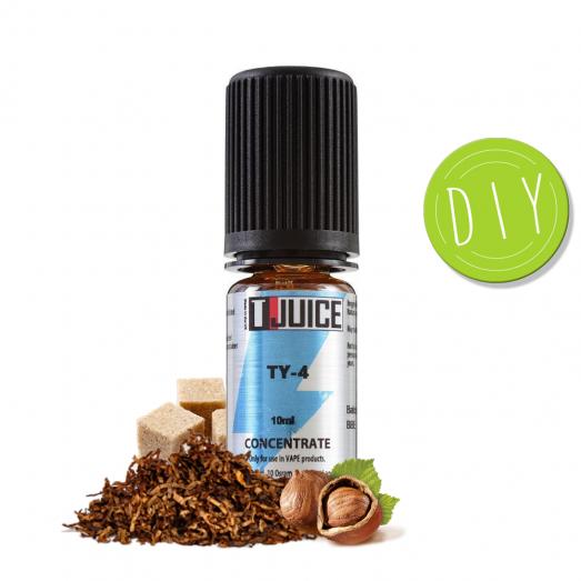 Eliquide Concentré TY4 - Tjuice