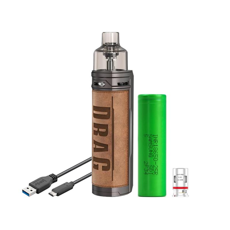 Cigarette électronique Drag X - Voopoo