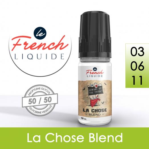 Eliquide La Chose Blend - Le French Liquide