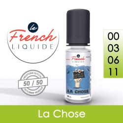 Eliquide La Chose - Le French Liquide