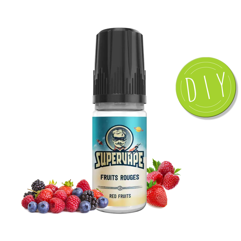 Eliquide Arôme - Fruits Rouges - Supervape