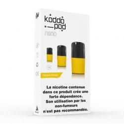 Recharge Koddopod Nano Le French Liquide : 9,41€