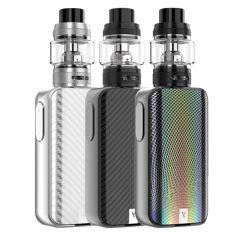 Cigarette électronique Luxe 2 220W + NRG-S 8ml - Vaporesso