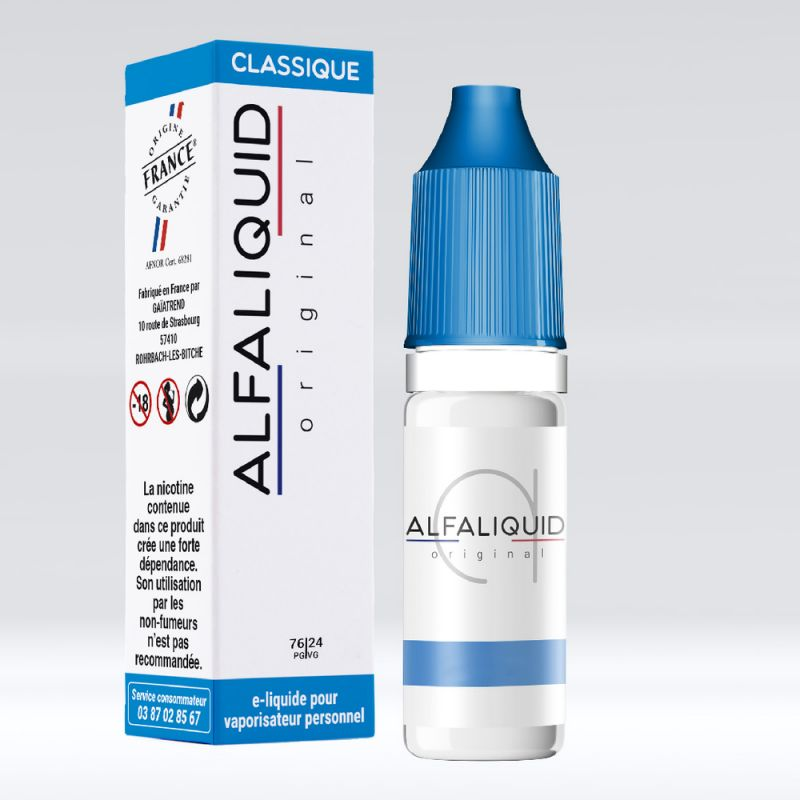 Eliquide California - Alfaliquid
