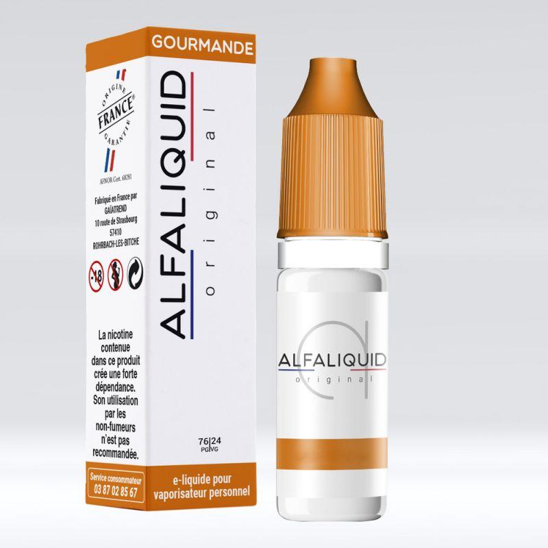 Eliquide Noisette Alfaliquid