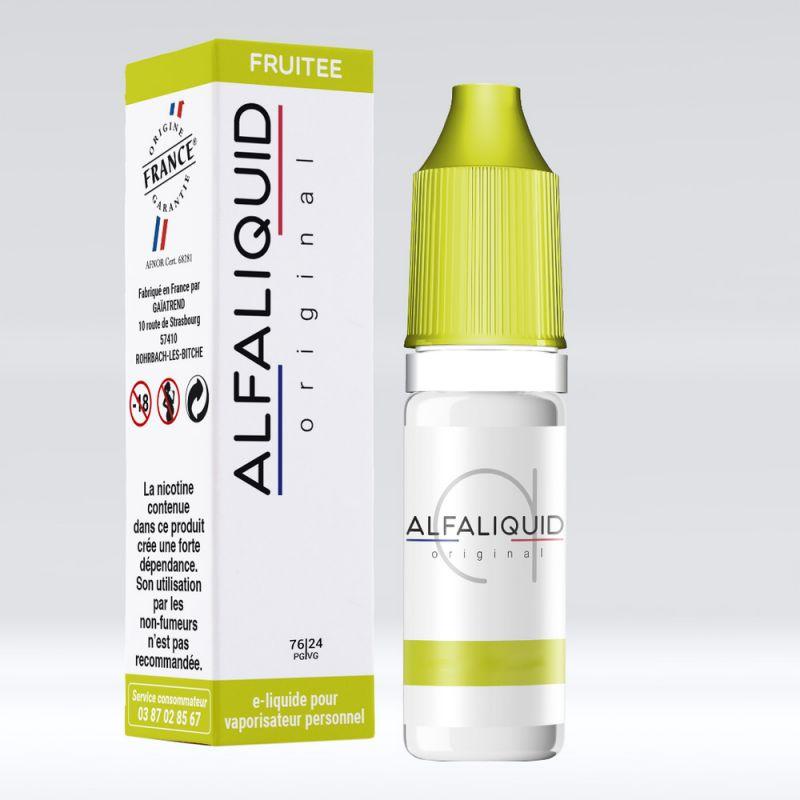 Eliquide Pomme Verte - Alfaliquid