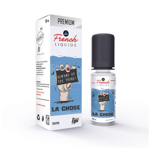 Eliquide La Chose Le French Liquide