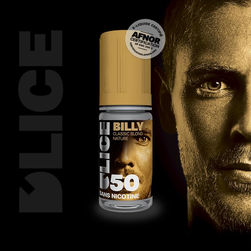 Eliquide Billy - D50