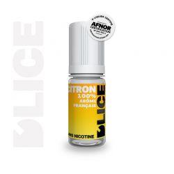 Eliquide Citron DLICE