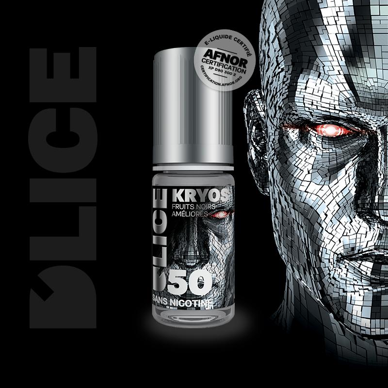 Eliquide KRYOS D50