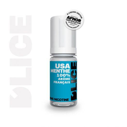 Eliquide USA Menthe - DLICE