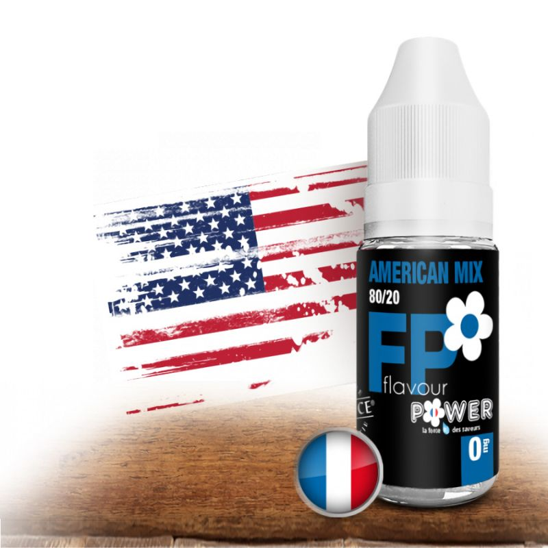 Eliquide American Mix - Flavour Power