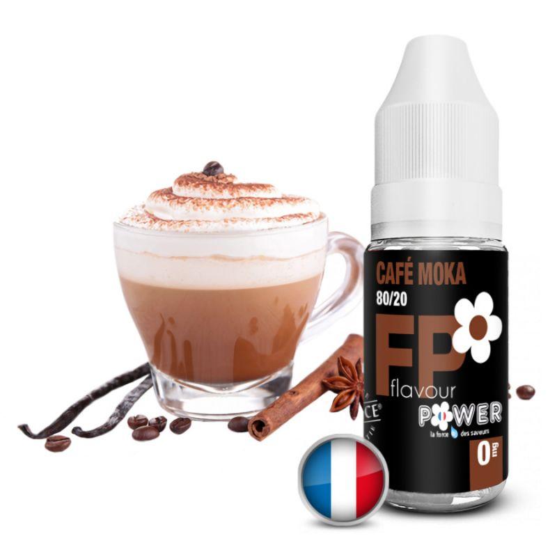 Eliquide Café Moka - Flavour Power