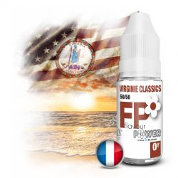 Eliquide Virginie Classics Premium Flavour Power