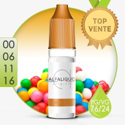 Bubble Gum Alfaliquid
