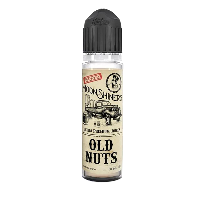 Eliquide Old Nuts 50ml Le French Liquide