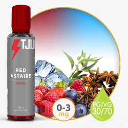 Red Astaire 50ml Tjuice