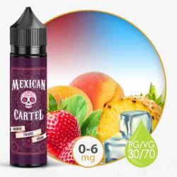 Ananas Fraise Pêche 50ml Mexican Cartel