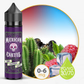 Cassis Framboise Cactus 50ml Mexican Cartel